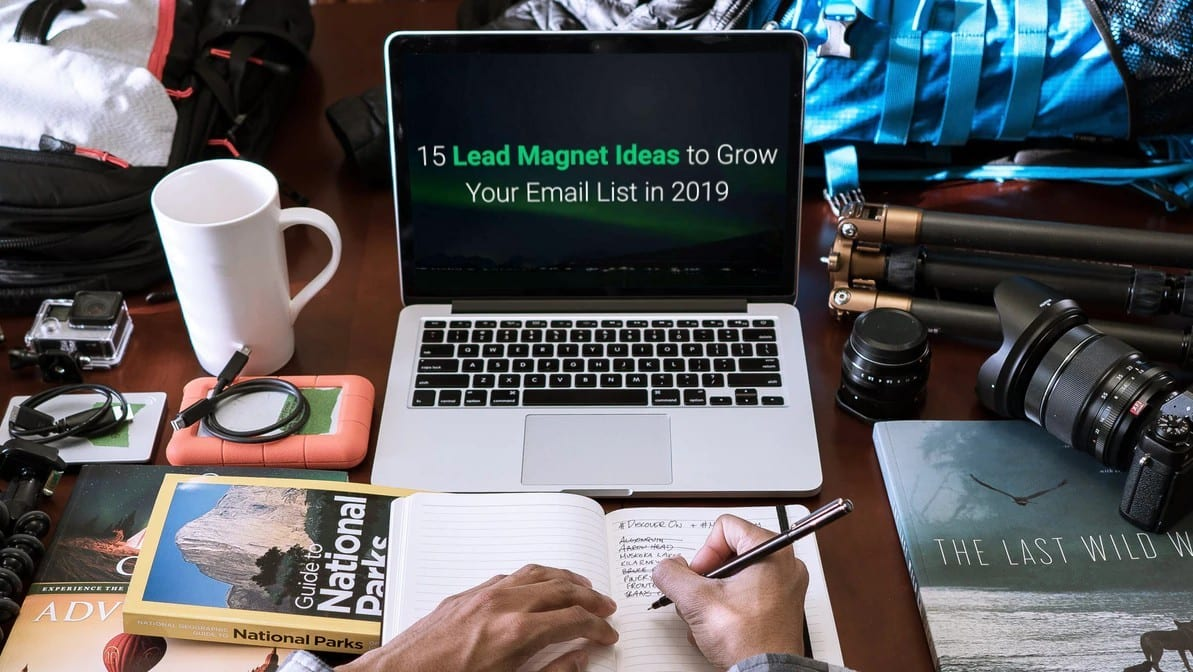 15 Lead Magnet Ideas to Grow Your Email List in 2019